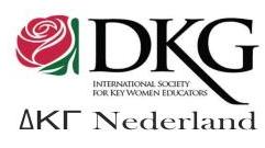 DKG, vrouwen, betrokken zijn bij het onderwijs