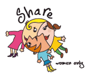 Share Women Only
